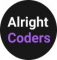 Graphic Design Internship at Alright Coders in